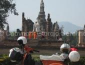 historical-park-kamphaeng-phet
