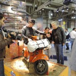 Virgin radio e Born to Ride EICMA2013